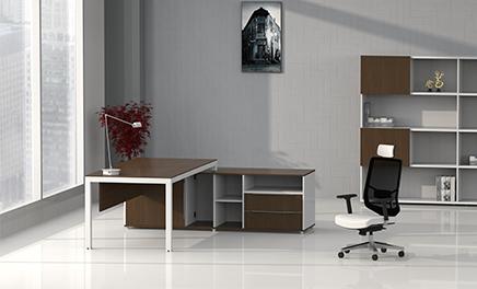 板式办公家具不代表不环保