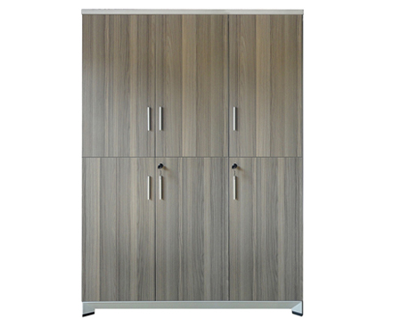 上金 储物柜 钢木书柜